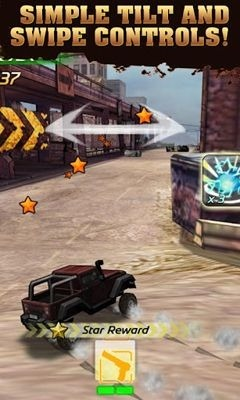 Mutant Roadkill Android Game Image 2