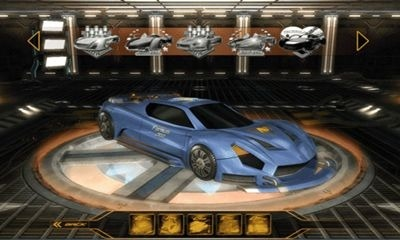 Extreme Formula Android Game Image 1