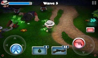 Mafia Rush Android Game Image 1