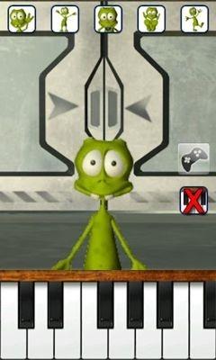 Talking Alan Alien Android Game Image 2
