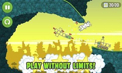 Bad Piggies Android Game Image 1