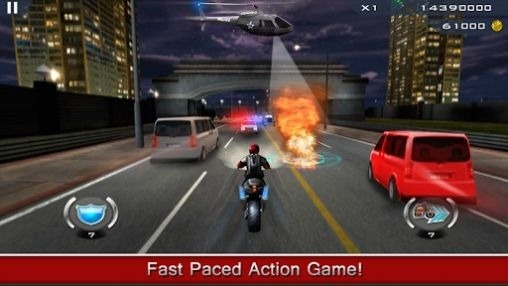 Dhoom:3 The Game Android Game Image 1
