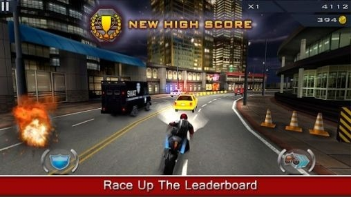 Dhoom:3 The Game Android Game Image 2