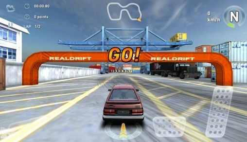 Real drift Android Game Image 1