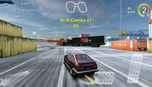 Real drift Android Game Image 2