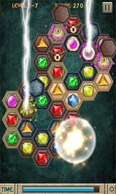 Jewels Legend Android Game Image 2