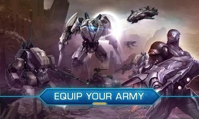 Galaxy Assault Android Game Image 1
