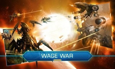 Galaxy Assault Android Game Image 2