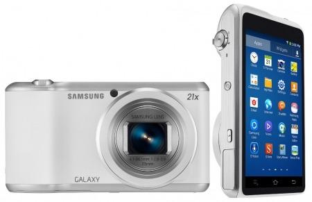 Thay màn hình, thay mặt kính Samsung Galaxy Camera 2 GC200