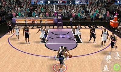 NBA 2K13 Android Game Image 1
