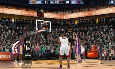 NBA 2K13 Android Game Image 2