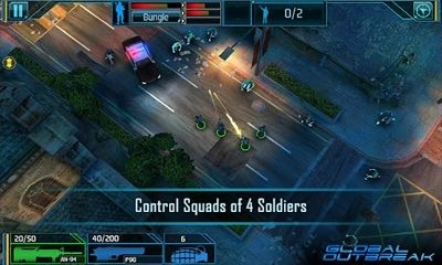 Global Outbreak Android Game Image 1