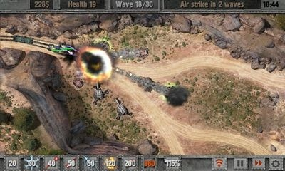 Defense Zone 2 Android Game Image 1