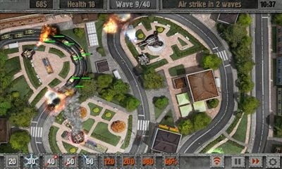 Defense Zone 2 Android Game Image 2