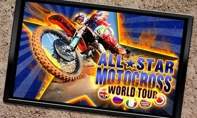 All star motocross: World Tour Android Game Image 1