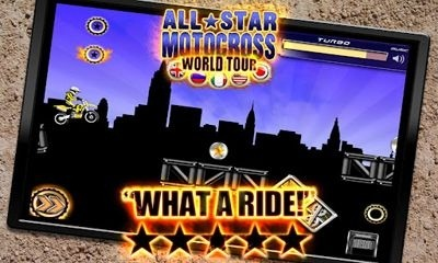 All star motocross: World Tour Android Game Image 2