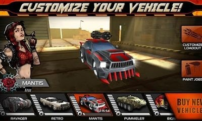 Indestructible Android Game Image 1