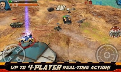 Indestructible Android Game Image 2