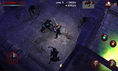 Deadly Dungeon Android Game Image 1