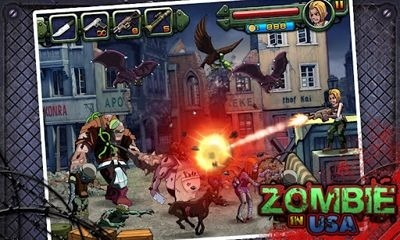 Kill Zombies Android Game Image 1