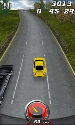 SpeedCarII Android Game Image 1