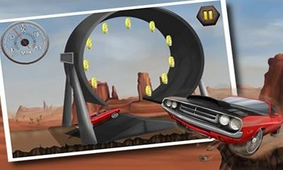 Stunt Car Challenge Android Game Image 1