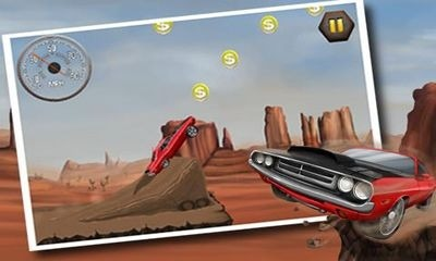 Stunt Car Challenge Android Game Image 2