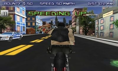 Extreme Biking 3D Android Game Image 1