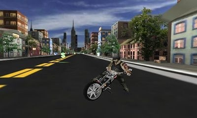 Extreme Biking 3D Android Game Image 2