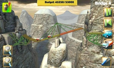 Bridge Constructor Android Game Image 1