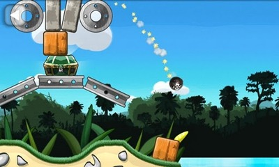 Island Fortress Android Game Image 1