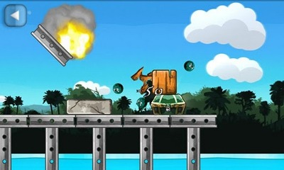Island Fortress Android Game Image 2