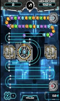 Zuma Factory Android Game Image 1