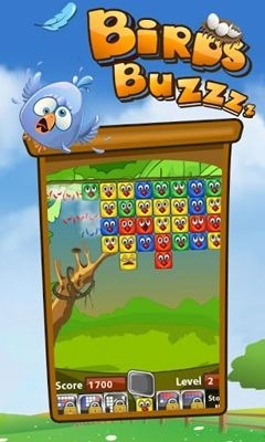 Birds Buzzz Android Game Image 1