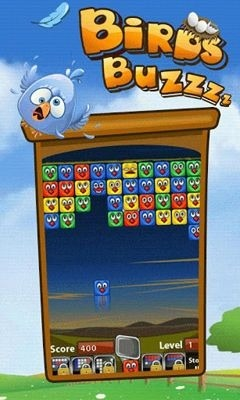 Birds Buzzz Android Game Image 2