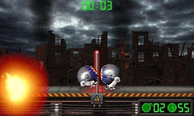 Volley Bomb Android Game Image 2