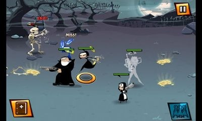 Nun Attack Android Game Image 1