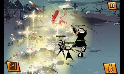Nun Attack Android Game Image 2