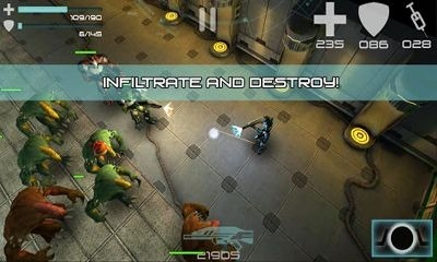 Sol Runner Android Game Image 2