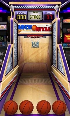 Basketball Mania Android Game Image 1