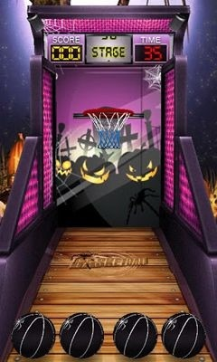 Basketball Mania Android Game Image 2