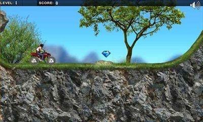 Mountain Moto Android Game Image 2