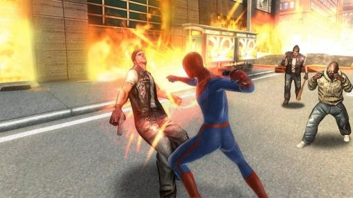 The amazing Spider-man 2 Android Game Image 1