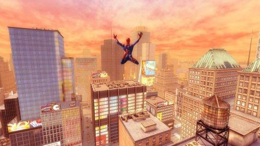 The amazing Spider-man 2 Android Game Image 2