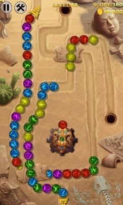 Marble Blast 3 Android Game Image 2