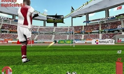 3D Goal keeper Android Game Image 1
