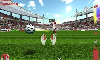 3D Goal keeper Android Game Image 2
