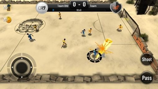 Cristiano Ronaldo footy Android Game Image 2