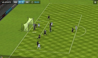 FIFA 14 Android Game Image 2