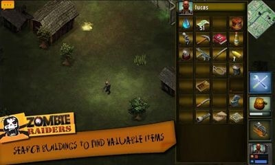 Zombie Raiders Android Game Image 1